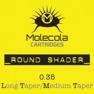 Cartucce Molecola Round Shader